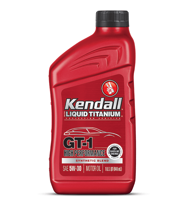 Kendall 1q gt 1 highperformance 5w 30